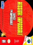 N64 - Mission: Impossible (front)