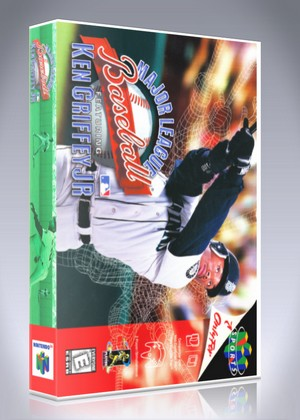N64 - Major League Baseball Featuring Ken Griffey Jr.