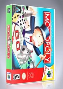 N64 - Monopoly