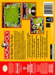 N64 - Monopoly (back)
