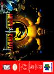 N64 - Mortal Kombat 4 (front)