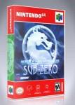 N64 - Mortal Kombat Mythologies: Sub-Zero