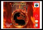 Mortal Kombat Trilogy Poster
