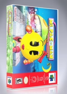 N64 - Ms. Pac-Man: Maze Madness