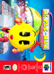 N64 - Ms. Pac-Man: Maze Madness (front)