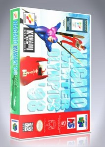 N64 - Nagano Winter Olympics '98