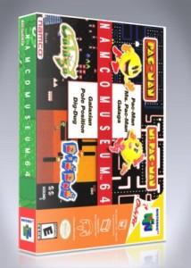 N64 - Namco Museum 64