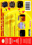 N64 - Namco Museum 64 (back)