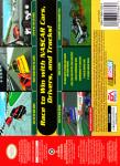 N64 - Nascar '99 (back)