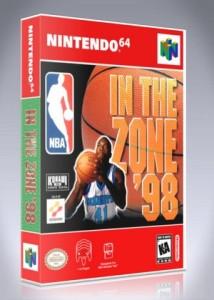 N64 - NBA In The Zone 98