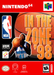 N64 - NBA In The Zone 98 (front)