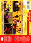 N64 - NBA Jam 2000 (back)