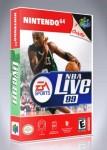 N64 - NBA Live 99