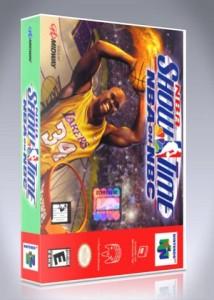 N64 - NBA Show Time NBA on NBC