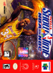 N64 - NBA Show Time NBA on NBC (front)