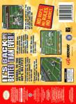 N64 - NFL Blitz 2000 (back)
