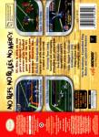 N64 - NFL Blitz 2001 (back)