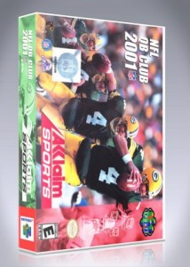 N64 - NFL Quarterback Club 2001