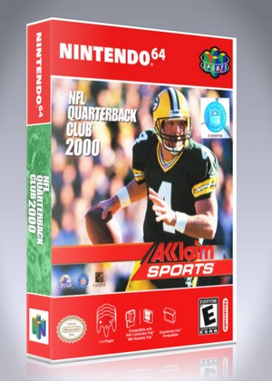 N64 - NFL Quarterback Club 2000