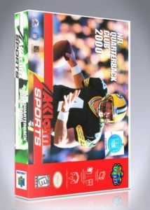 N64 - NFL Quarterback Club 2000