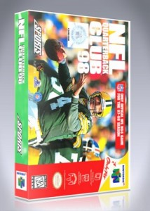 N64 - NFL Quarterback Club 98
