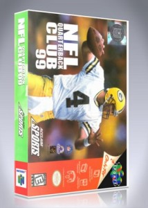 N64 - NFL Quarterback Club 99