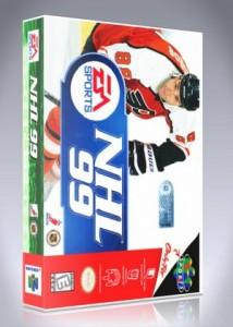 N64 - NHL 99