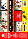 N64 - NHL 99 (back)