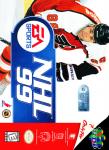 N64 - NHL 99 (front)