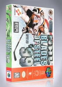 N64 - NHL Blades of Steel '99