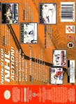 N64 - NHL Blades of Steel '99 (back)