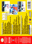 N64 - NHL Breakaway 98 (back)