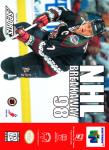 N64 - NHL Breakaway 98 (front)
