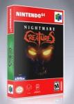 N64 - Nightmare Creatures