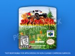 N64 - Off-Road Challenge Label