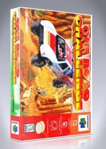 N64 - Off Road Challenge