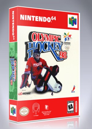 N64 - Olympic Hockey '98