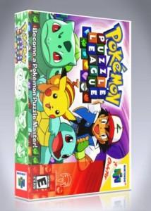 N64 - Pokemon Puzzle League