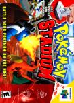 N64 - Pokemon Stadium (front)