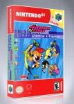 N64 - The Powerpuff Girls: Chemical X