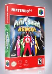 N64 - Power Rangers Lightspeed Rescue