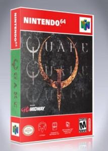 N64 - Quake