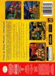 N64 - Quake II (back)