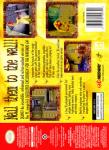N64 - Quake (back)