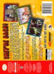 N64 - Rampage 2: Universal Tour (back)