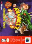 N64 - Rampage 2: Universal Tour (front)