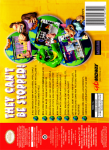 N64 - Rampage World Tour (back)