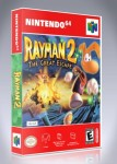 N64 - Rayman 2: The Great Escape