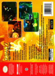 N64 - Rayman 2: The Great Escape (back)
