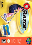 N64 - Razor Freestyle Scooter (front)
